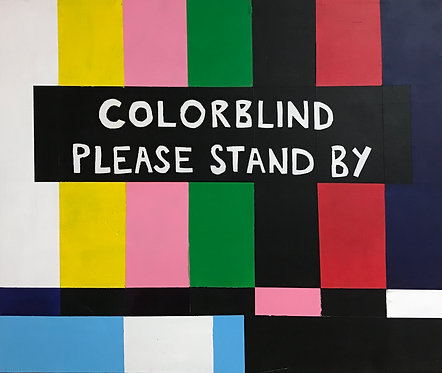 Study in Colorblindness  25x21