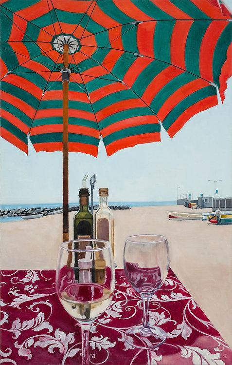 Monterosso Beach  25x16