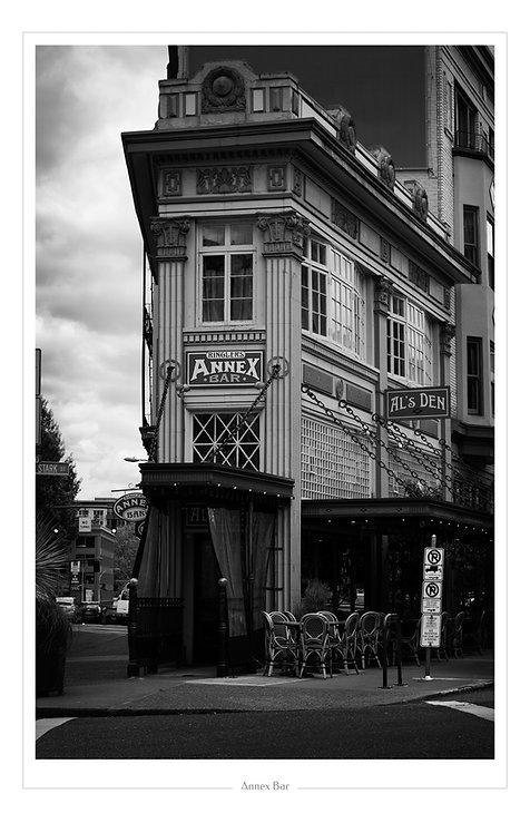 Annex Bar 13x19