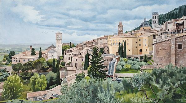 Assisi  36x20