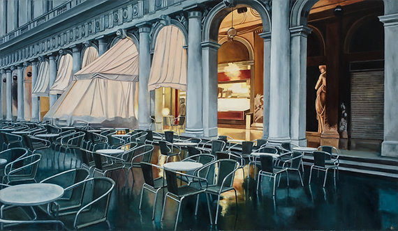 Piazza San Marco Chairs  29x20