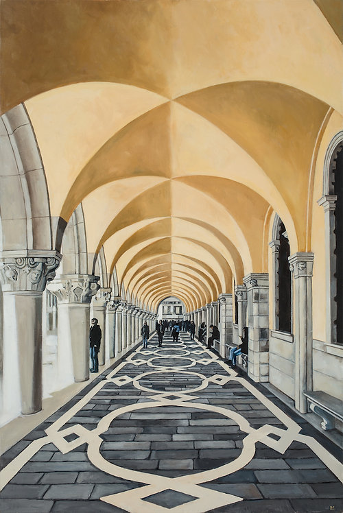 Arches  24x36