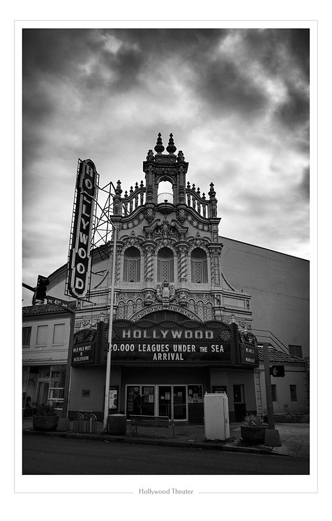 Hollywood Theater  13x19