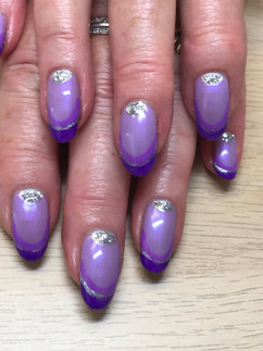 Love Lilac NAils