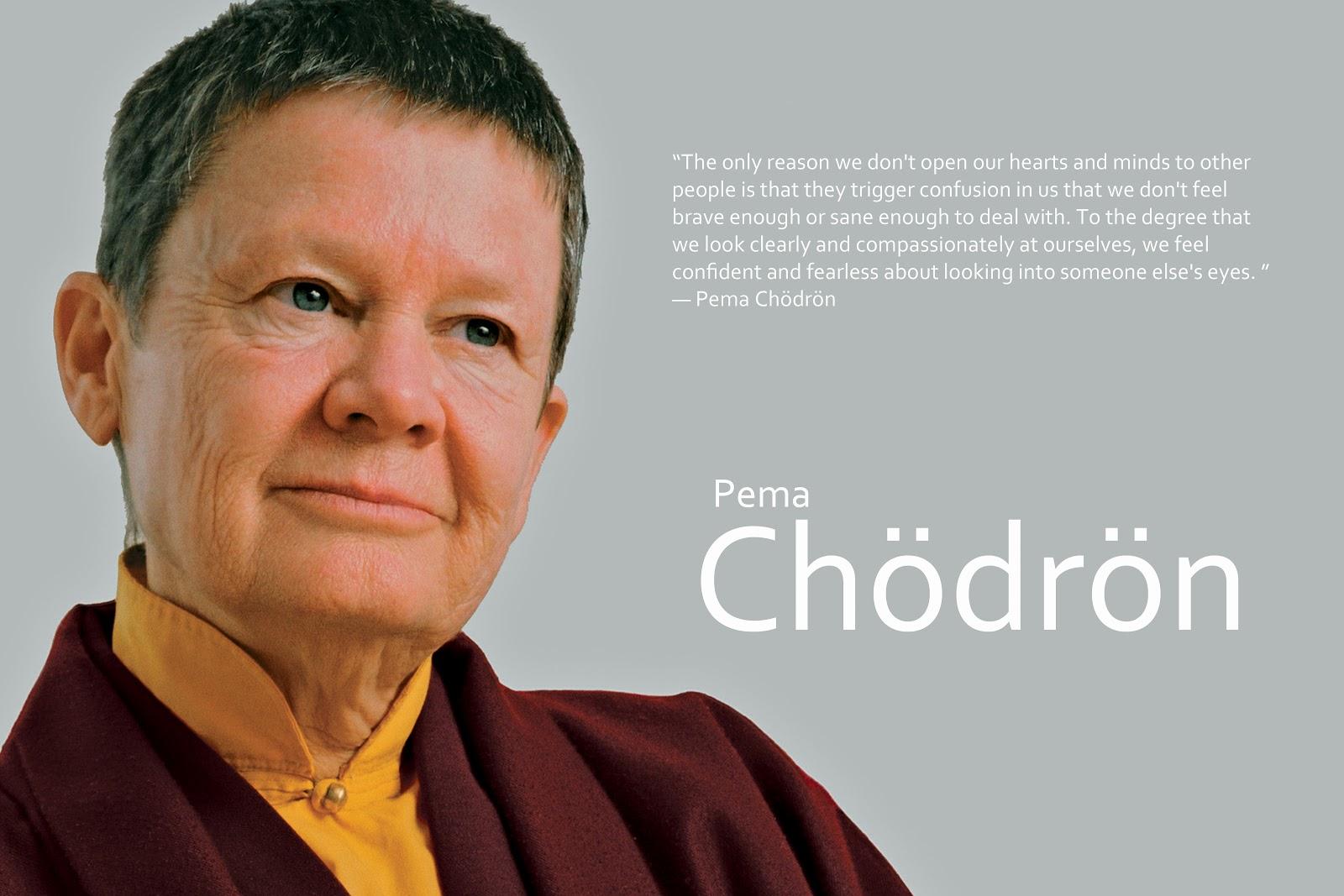 teachi pema chödrön teaches - 1024×682