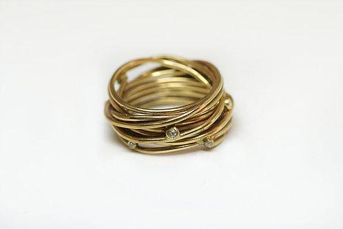 The Diamond String