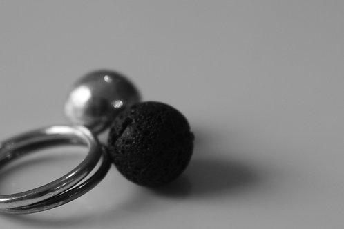 Ball Ring Pair