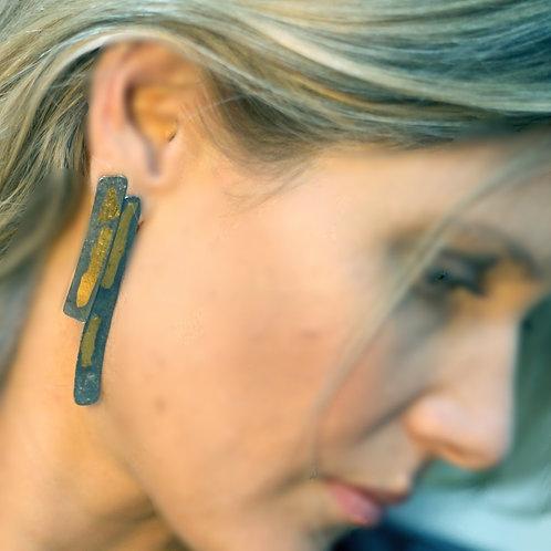 Stripes Earrings