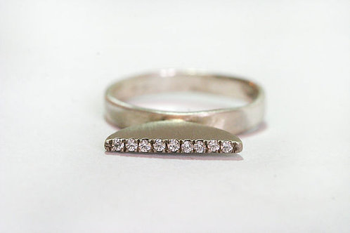 Menora Ring