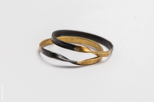 Yin&Yang Rings