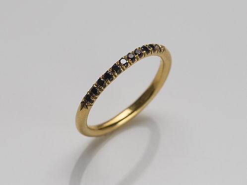 Black Diamonds Tiara