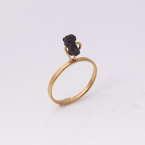 Black Raw Diamond