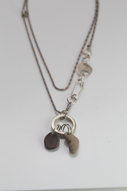 Sea Stones Necklace