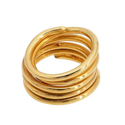 Wire Wedding Ring