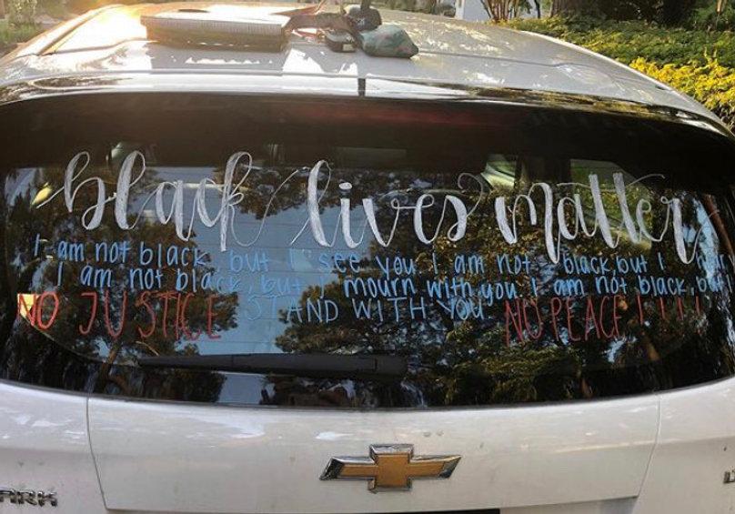 Car Calligraphy