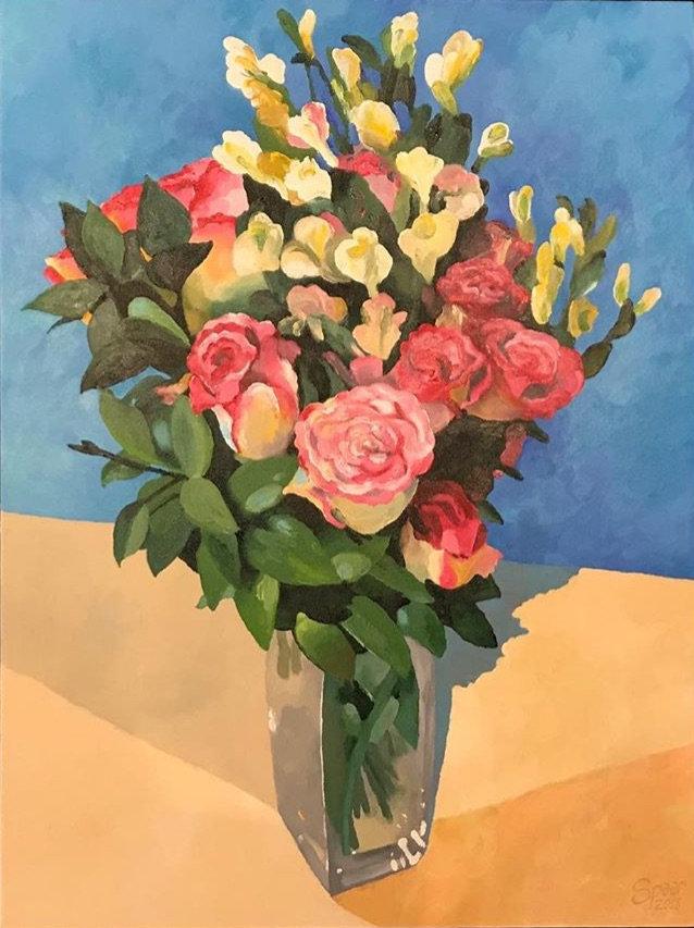Rose Bouguet