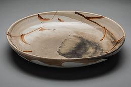 Carbon Shino Low Bowl