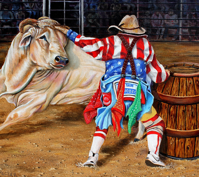 Rodeo clown.JPG