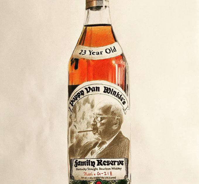 Whiskey Artwork