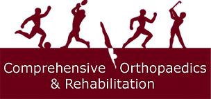 Comprehensive Orthopaedics & Rehabilitation Logo, Orthopaedic Surgery & Physical Therapy Practice in Richardson, Texas