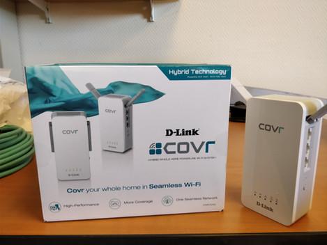 Test:D-Link Covr P2502 : l'approche hybride, mêlant CPL et Wi-Fi