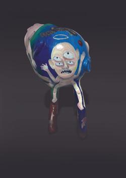 13_1_future human 03 - Battle Sculpture.