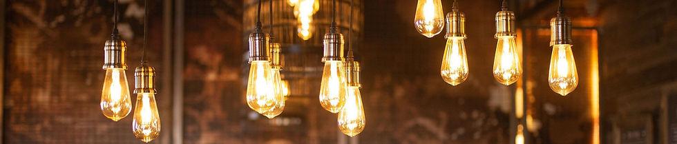 Edison bulb light fixture