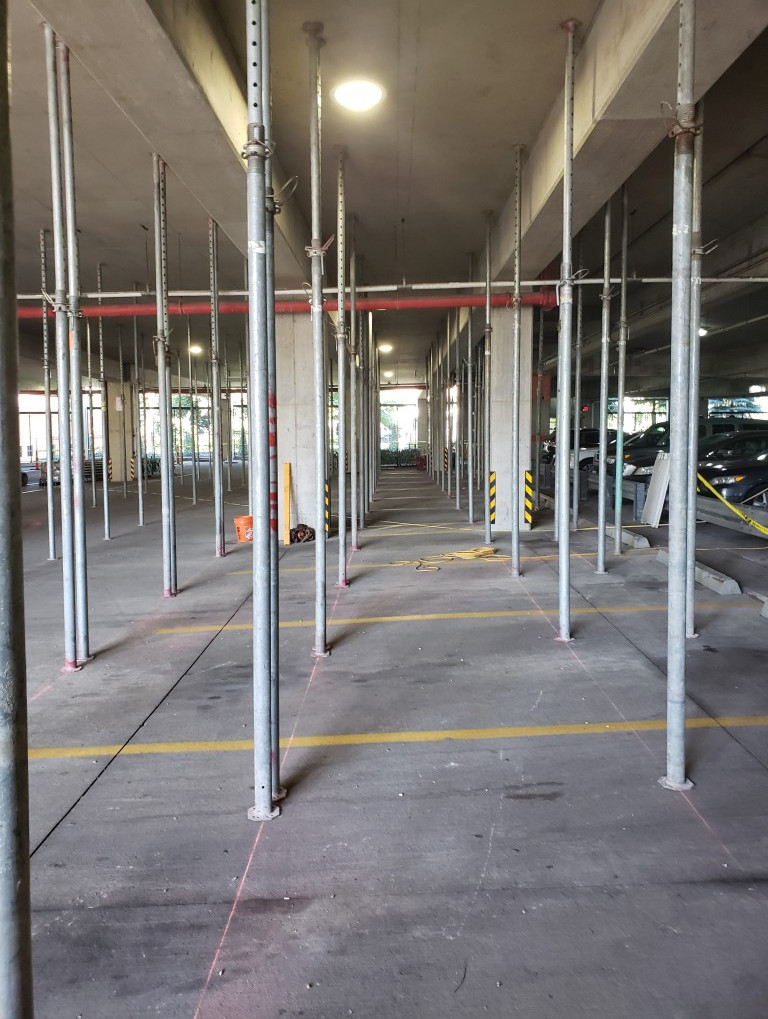 Post Shores_Extreme Elements_VA Parking