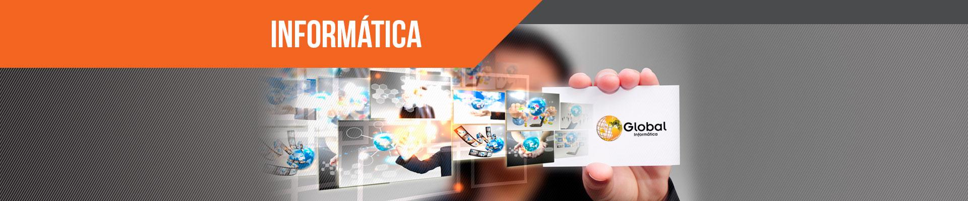 Informática - Global Informática