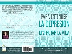 Nuevo libro: La guía de buena salud® para entender la depresión y disfrutar la vida