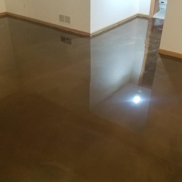 Epoxy Concrete Flooring