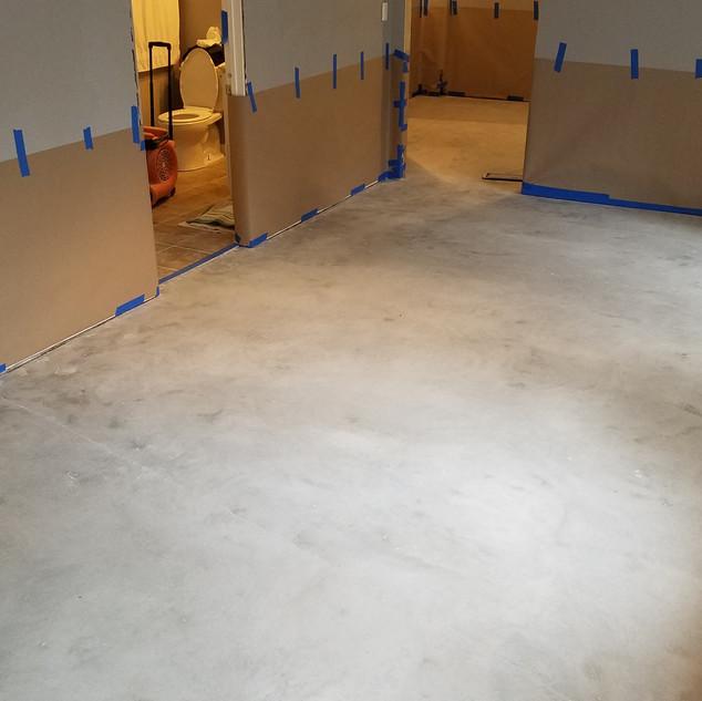 Concrete Resurfacing