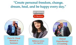 Paul McKenna Rebecca Jones Hypnosis Hypnotherapy