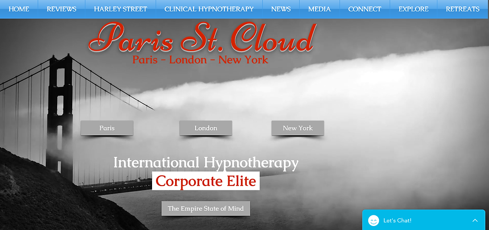 Harley Street London & Deansgate Manchester | Hypnotherapy Therapy | Paul McKenna Rebecca Jones Richard Bandler | Paris London Manchester New York | Worldwide | Hypnotherapy Hypnosis Hypnotist | Harley Street Therapy Clinic | London | Manchester | UK | Fifth Avenue Therapy Clinic | New York City USA | Rebecca Jones | Dr. Richard Bandler | Paul McKenna | Mentoring | Therapy | Addiction | Trauma | Anxiety | Therapy | Worldwide | International | Virtual Hypnotherapy | Coaching | Mentoring