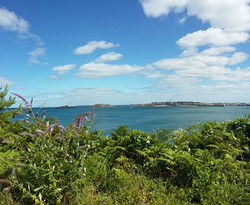 St. Malo from Dinard