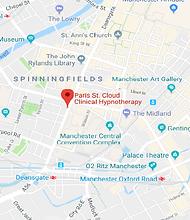 Paul McKenna Hypnotherapy Harley Street London