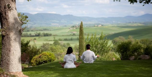 Tuscany Meditation