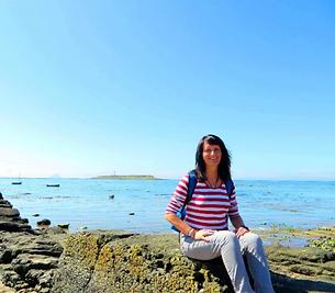 Rebecca Jones, clinical hypnotherapist