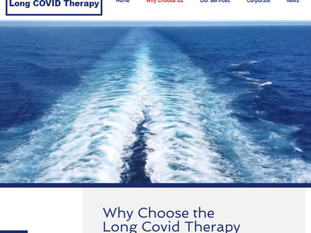 Train to be a Therapist   Long COVID Therapy Institute   Harley St London W1    Rebecca Jones   UK