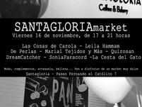 Santagloria Market - Zaragoza