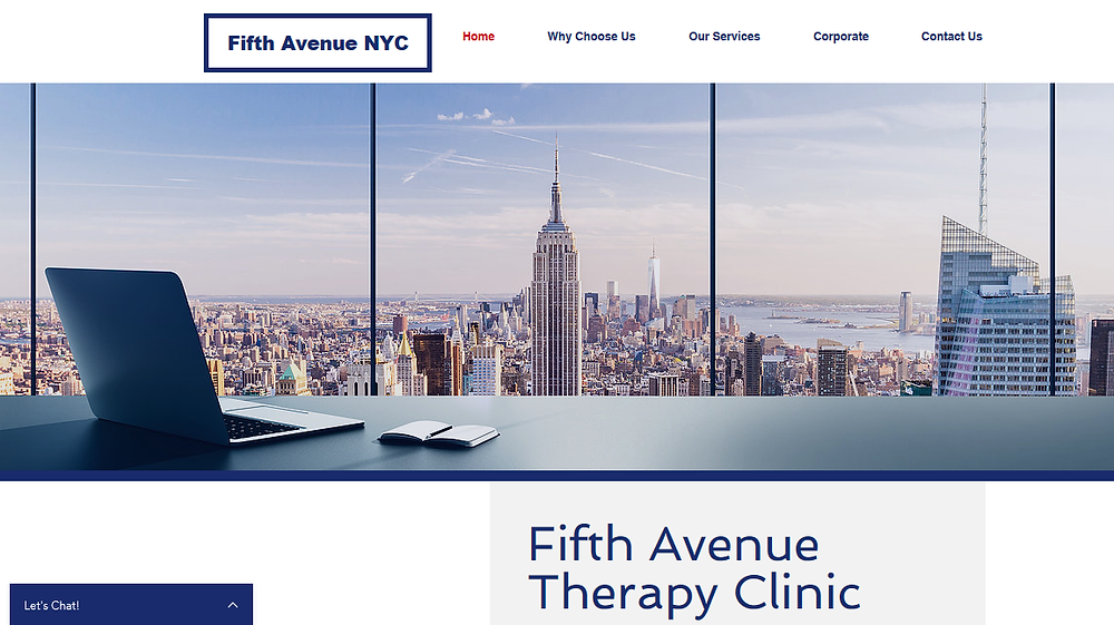 Fifth Avenue Therapy Clinic