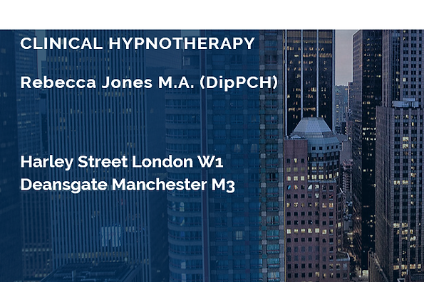 Paul McKenna Hypnotherapy Harley Street London hypnotherapy in paris