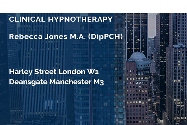 Paul McKenna Hypnotherapy Harley Street London Manchester hypnotherapy