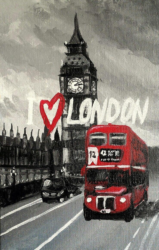 We Love London!