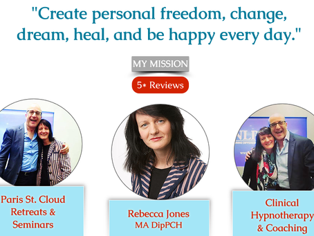 Turbocharge Your Mindset during Lockdown!   Global Solutions with Rebecca   UK   USA   Worldwide