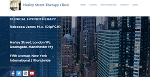 Harley Street London & Deansgate Manchester | Hypnotherapy Therapy | Paul McKenna Rebecca Jones Richard Bandler | Paris London Manchester New York | Worldwide | Hypnosis Hypnotist | Harley Street Therapy Clinic