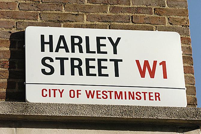 Harley Street Hypnotherapy
