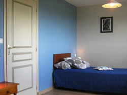 Sample Twin Room