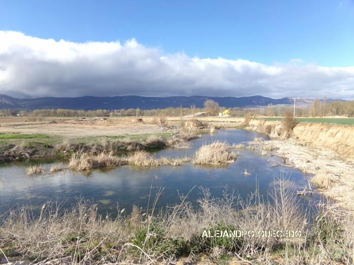 Lagunas de las Vesgas
