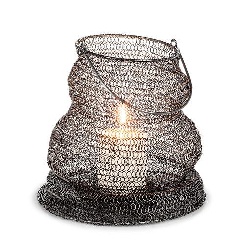 Collapsible Woven Lantern